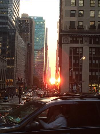 NYCsunset